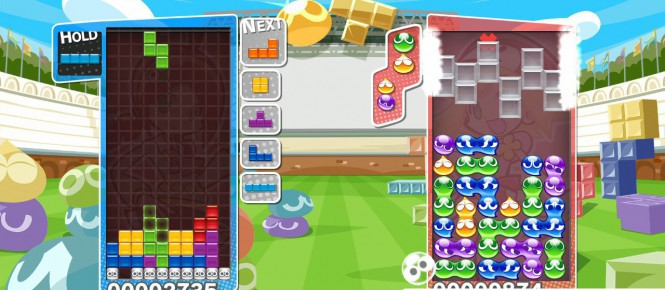 Puyo Puyo Tetris se date (PS4, Switch)