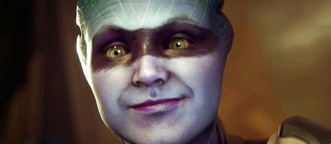 Mass Effect Andromeda contiendra des scènes de nudité