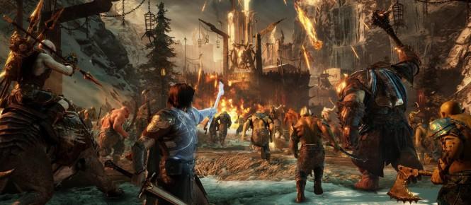 L'ombre de la Guerre, 16 minutes de gameplay sanglant