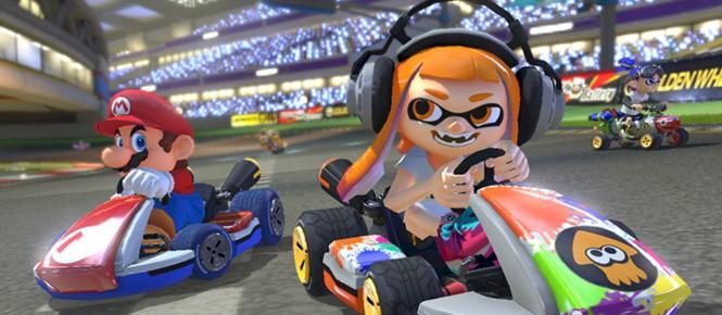 Mario Kart 8 Deluxe en 1080p et 60 fps