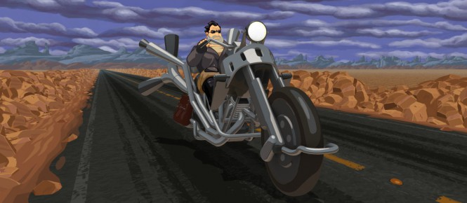 Full Throttle Remastered pour la mi-avril