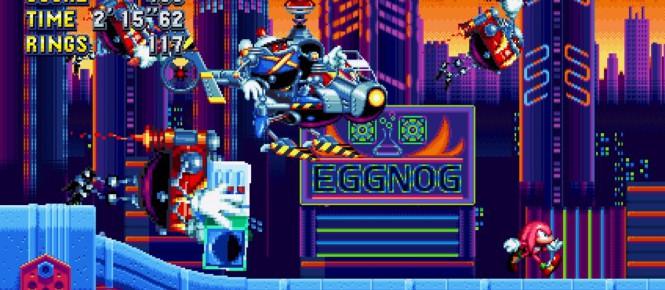 Sonic Mania sur Switch : même prix, même date