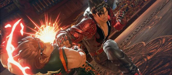 Tekken 7 : deux personnages en DLC