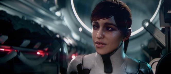 Mass Effect Andromeda : des problèmes d'animation
