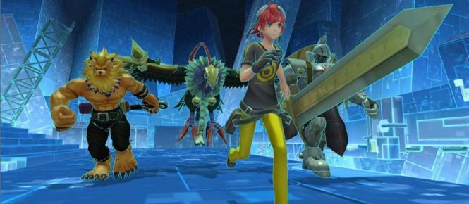 Digimon Story : vers un nouveau Cyber Sleuth