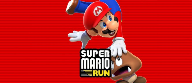 Super Mario Run se date sur Android