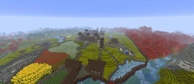 Minecraft : Un beau projet francophone en vue !