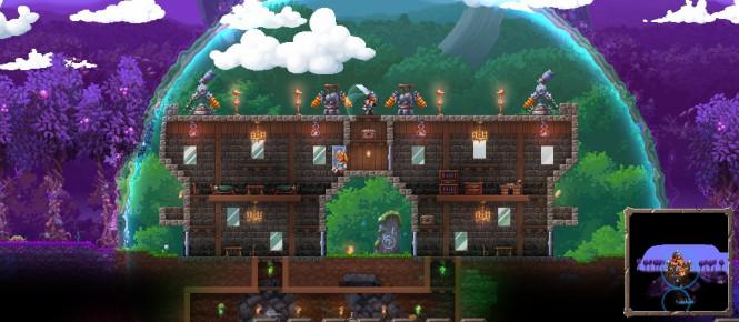 Changement de studio pour Terraria Otherworld