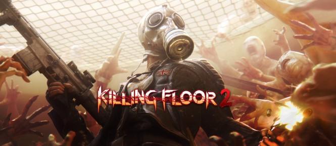 Killing Floor 2 gratuit pendant quelques jours (PS4)