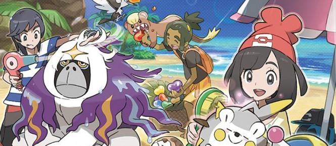 Pokémon Soleil / Lune : une nouvelle mission fin avril