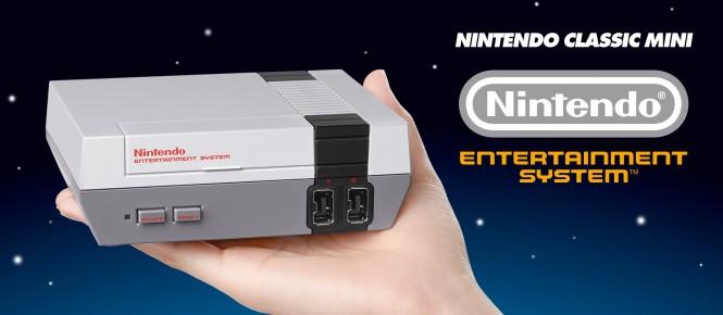 La NES Classic Mini, c'est (déjà) fini