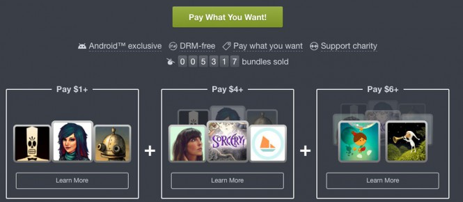 Humble Bundle se lance dans le mobile