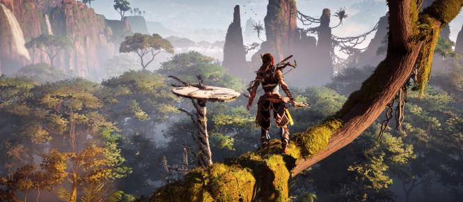 Horizon offert pour l'achat d'une PS4 Pro sur Amazon