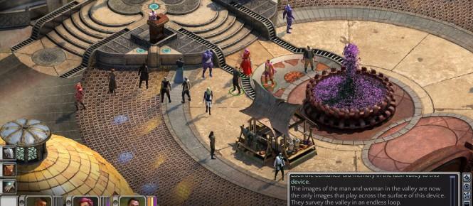 Une mise à jour consoles pour Torment Tides of Numenéra