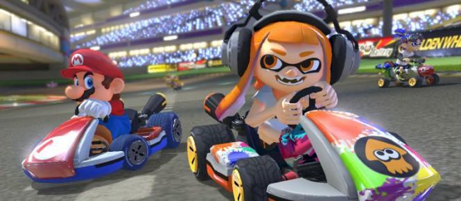 Départ turbo pour Mario Kart 8 Deluxe sur Switch
