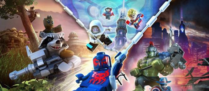 LEGO Marvel Super Heroes 2 annoncé