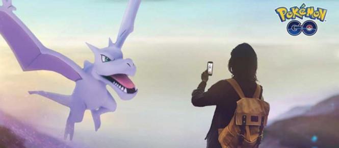 Un nouvel événement à venir dans Pokémon GO