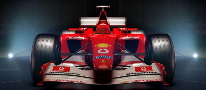 F1 2017 annoncé