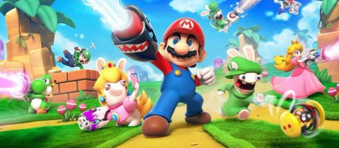 """Des infos sur un jeu """"Mario + Lapins Crétins"""" ont fuité !"""
