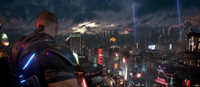 [E3 2017] Crackdown 3 se montre et se date avec Terry Crews