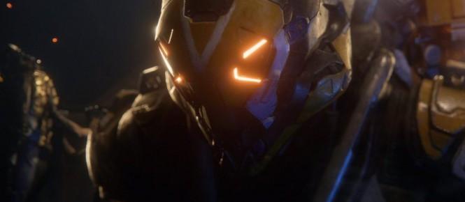 [E3 2017] Anthem ferme des bouches en gameplay