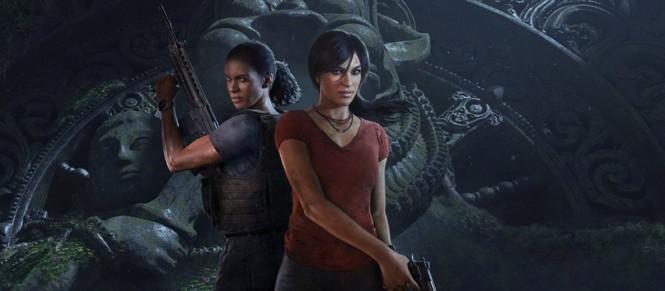 [E3 2017] Uncharted Lost Legacy se montre