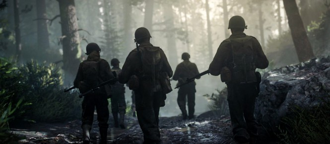 [E3 2017] Call of Duty WWII s'exhibe