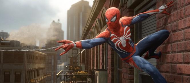 [E3 2017] Du gameplay pour Spider-Man