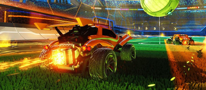 [E3 2017, MàJ] Rocket League débarque sur Nintendo Switch !