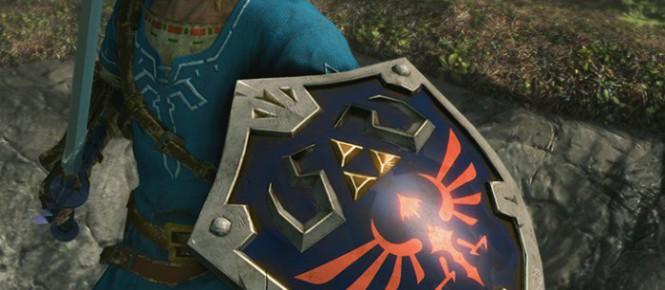 [E3 2017] Du Zelda dans Skyrim