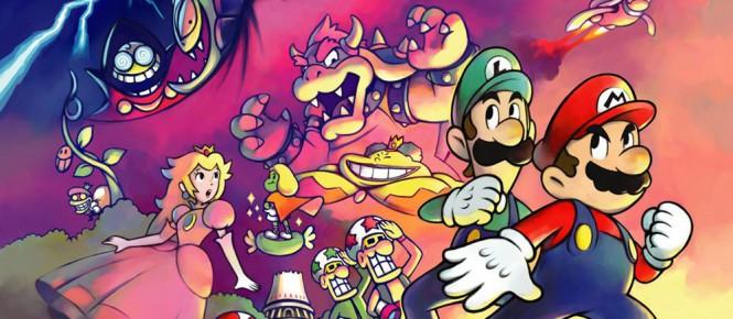 [E3 2017] Mario & Luigi de retour sur 3DS