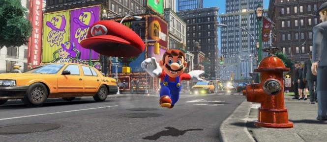 [E3 2017] De la coop' pour Super Mario Odyssey