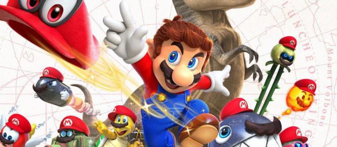 [E3 2017] Avalanche de gameplay pour Super Mario Odyssey !
