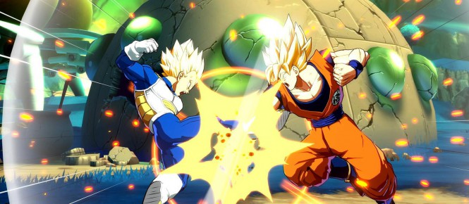 Nouvelle fournée de gameplay pour Dragon Ball FighterZ !