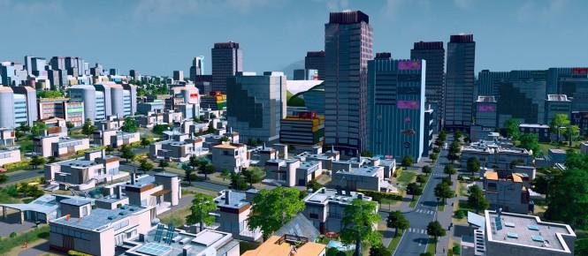 Cities Skylines aussi sur PS4