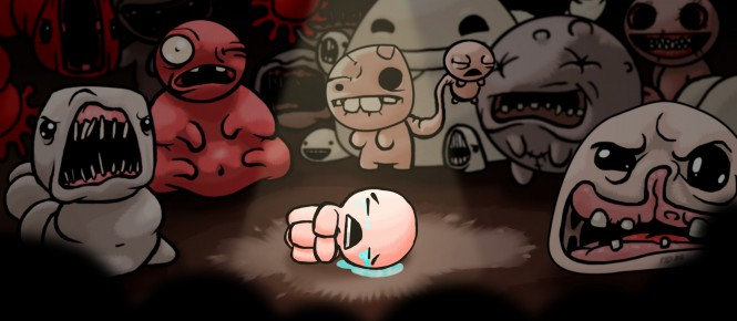 PS4 : une version boite pour The Binding of Isaac Afterbirth +
