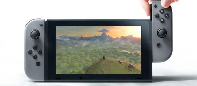 Pour Nintendo, la Switch est la priorité