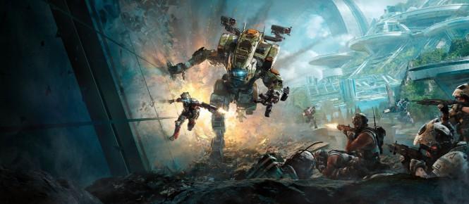 4K native pour Titanfall 2 sur Xbox One X