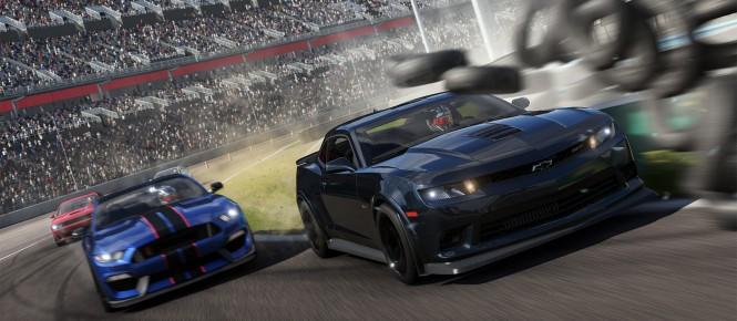 Forza 7 : les assets 4k réservés à la Xbox One X