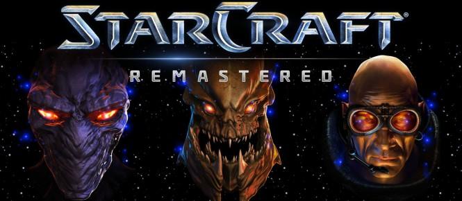 StarCraft Remastered se trouve une date