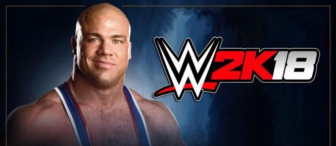 Kurt Angle dans les précommandes de WWE 2K18