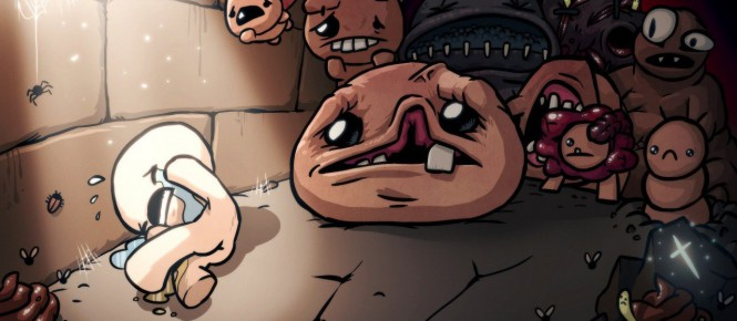 Switch : septembre pour The Binding of Isaac Afterbirth +