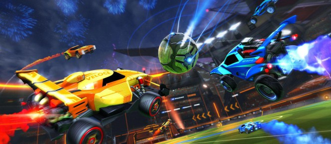 Rocket League, la force des nombres