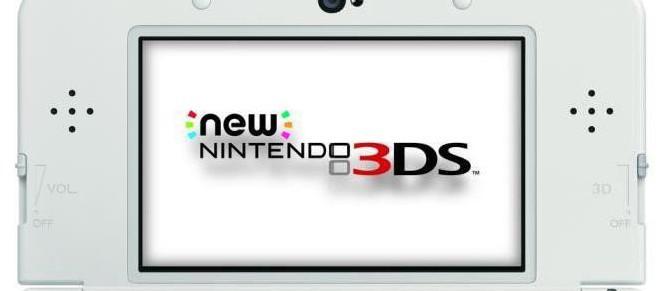 New Nintendo 3DS : fin de la production japonaise
