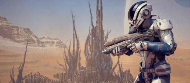 Une démo pour Mass Effect Andromeda
