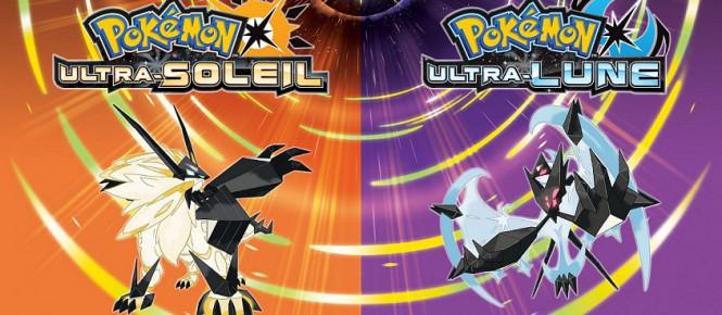 Des versions spéciales pour Pokémon Ultra-Soleil / Ultra-Lune