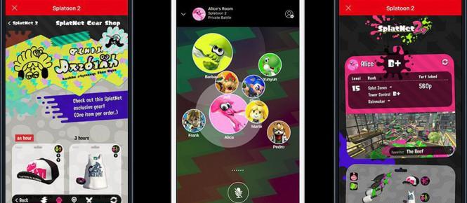 Switch Online : l'application est de sortie