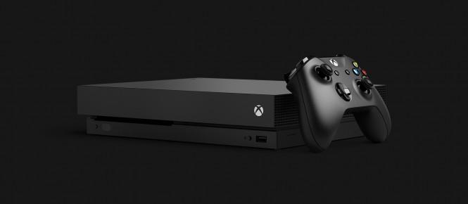 Xbox One X : les précommandes pour bientôt