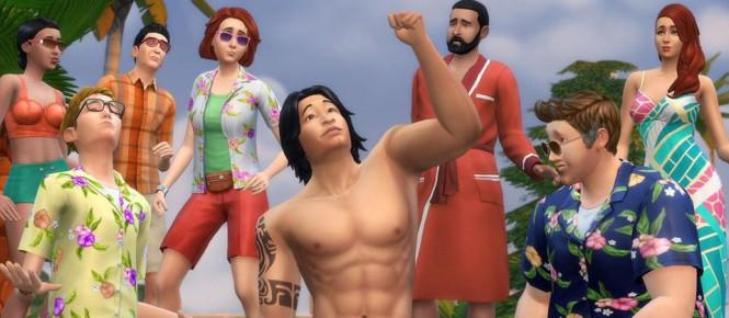 Les Sims 4 aussi sur Xbox One
