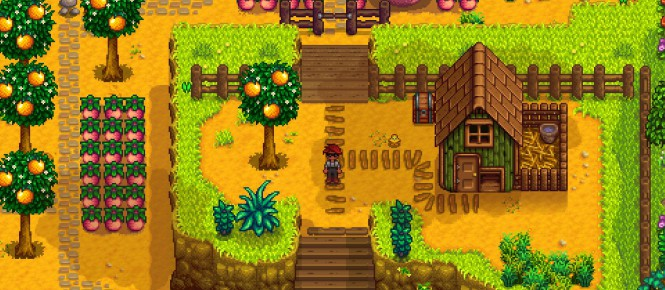 Stardew Valley parle de son multi
